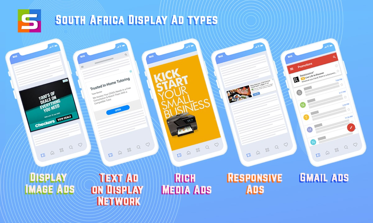 Display ad formats available in south africa