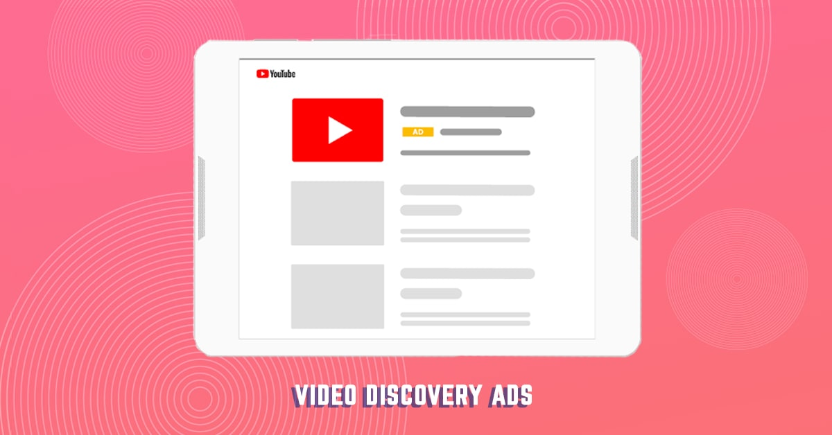 video discovery ads