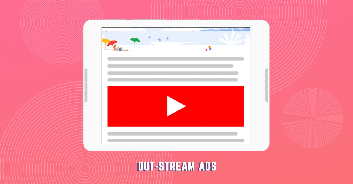outstream ads